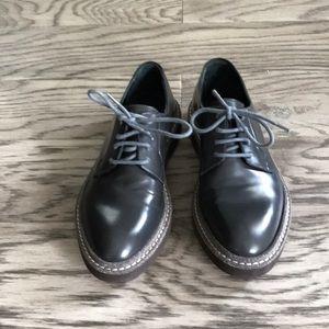 Brunello Cucinelli oxford shoes size 37.5, US7